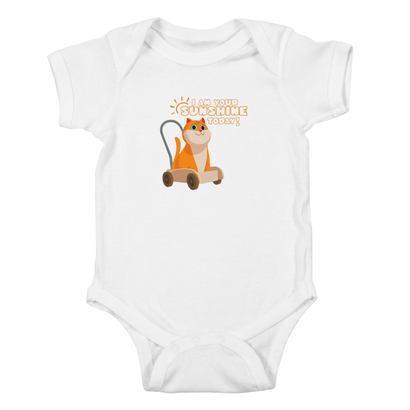 I am your Sunshine Today! Kids Baby Bodysuit by Hosico's Shop