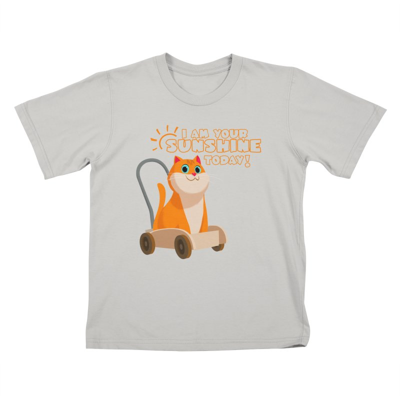 I am your Sunshine Today! Kids T-Shirt by Hosico's Shop