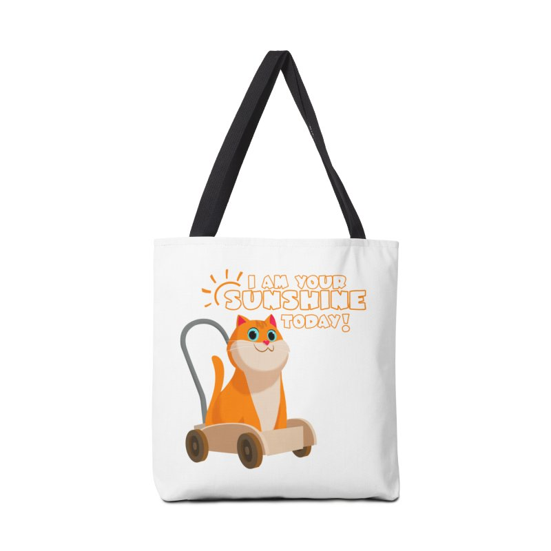 I am your Sunshine Today! Accessories Bag by Hosico's Shop