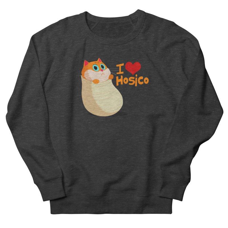 I Love Hosico Women's Sweatshirt by Hosico's Shop