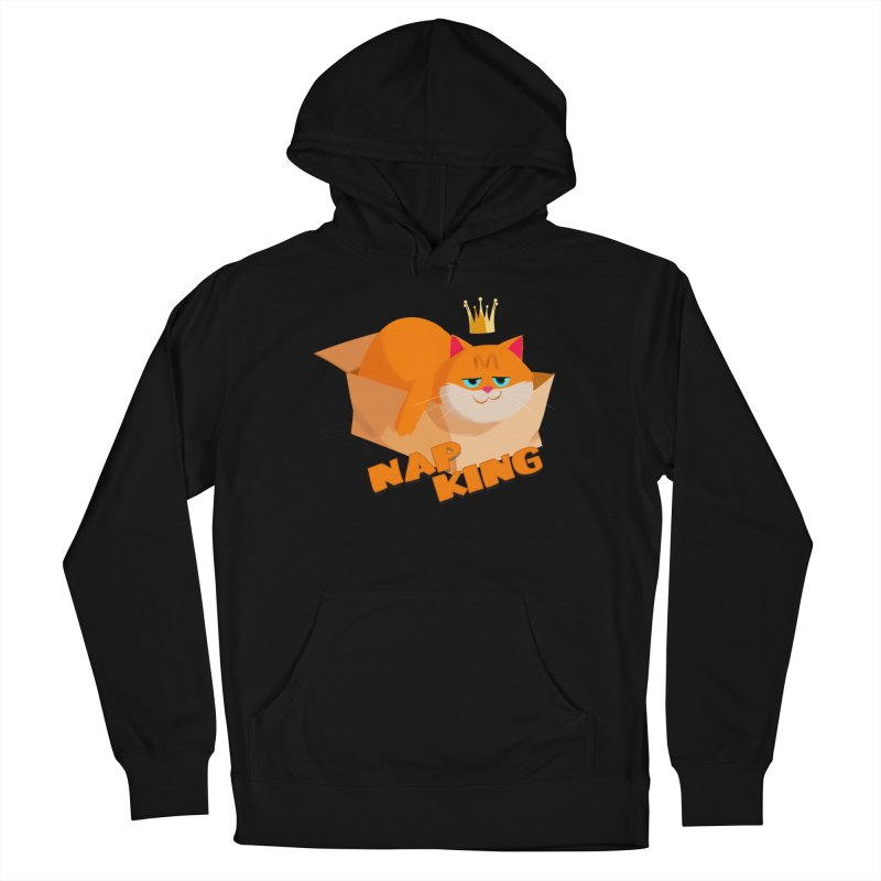 Nap King Women's Pullover Hoody by Hosico's Shop