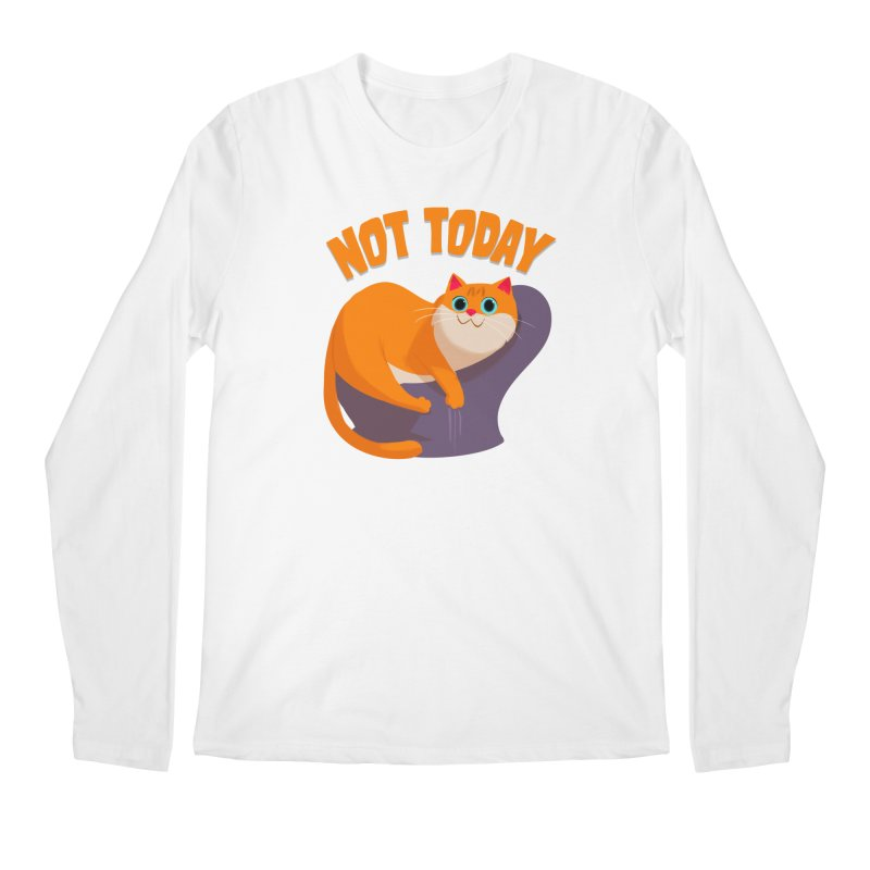 Not Today Men's  by Hosico's Shop