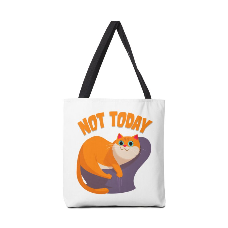 Not Today Accessories Bag by Hosico's Shop