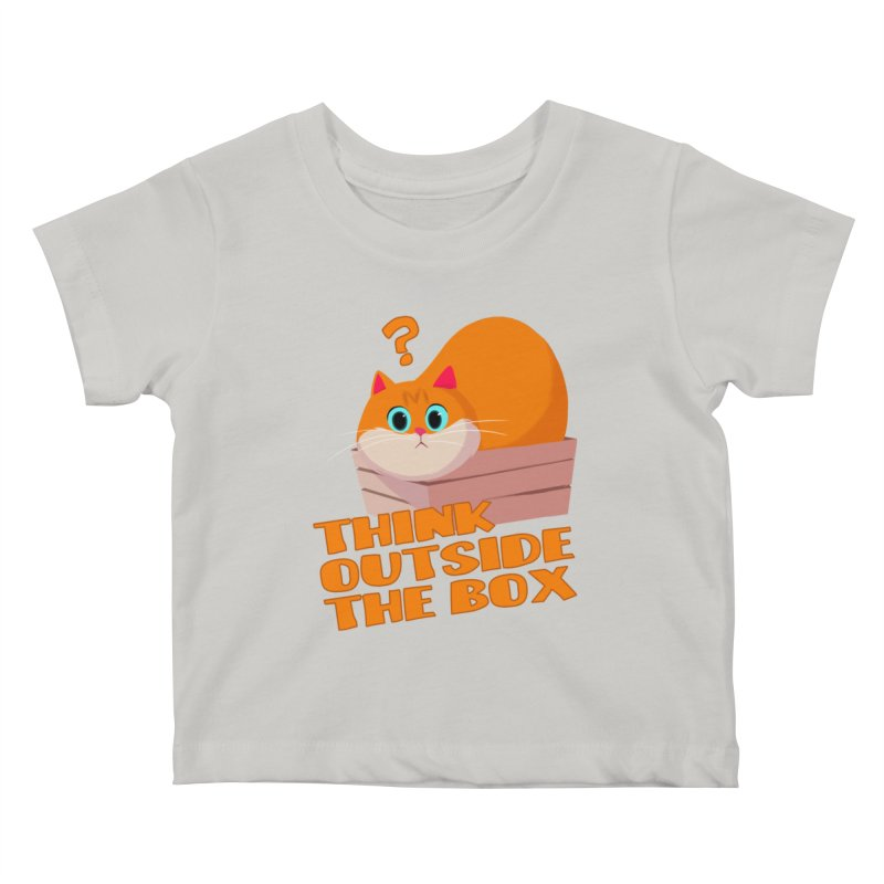 Think outside the Box? Kids  by Hosico's Shop