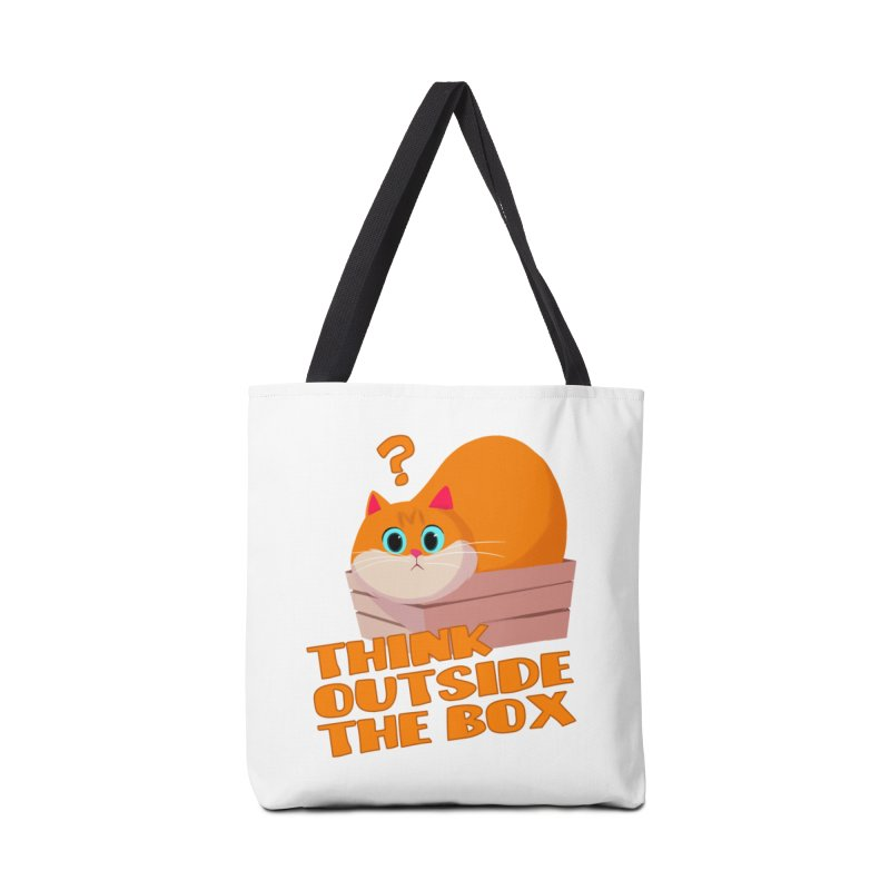 Think outside the Box? Accessories Bag by Hosico's Shop