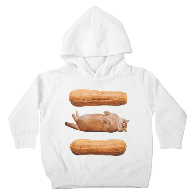 Hosico & Eclairs Kids Toddler Pullover Hoody by Hosico's Shop