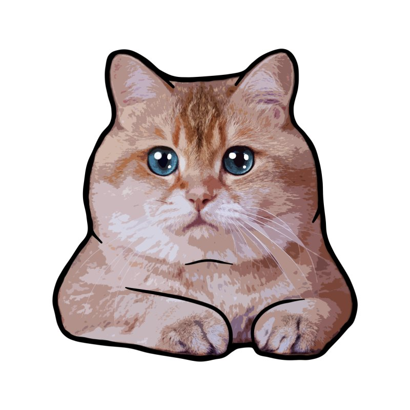 Hosico Cat by Hosico's Shop