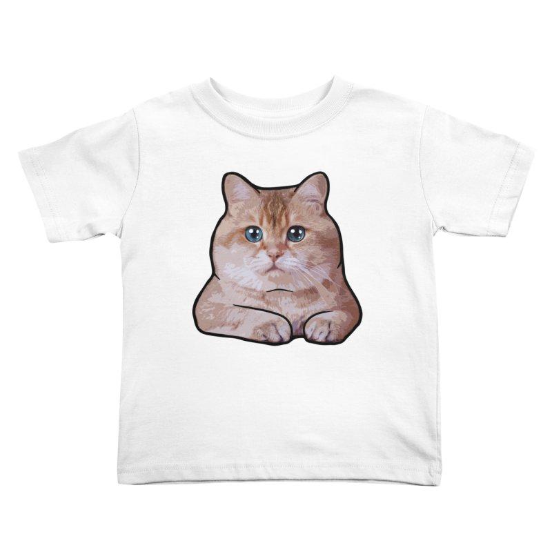 Hosico Cat Kids Toddler T-Shirt by Hosico's Shop