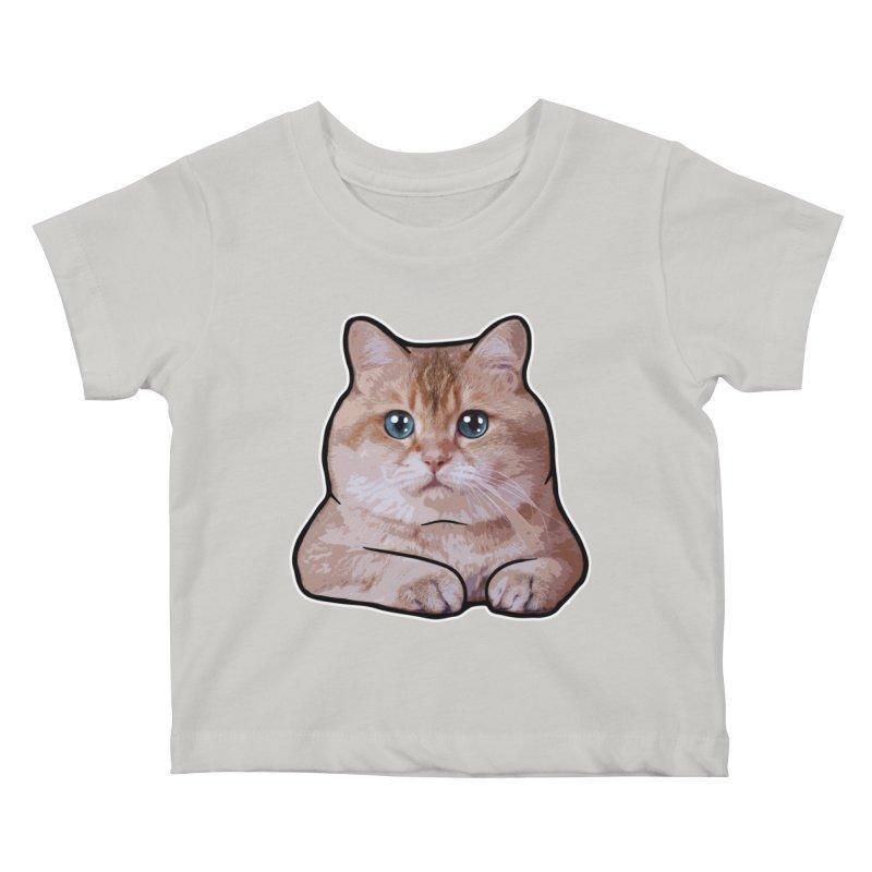 Hosico Cat Kids Baby T-Shirt by Hosico's Shop