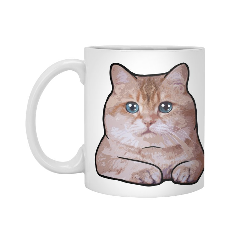 Hosico Cat Accessories Mug by Hosico's Shop