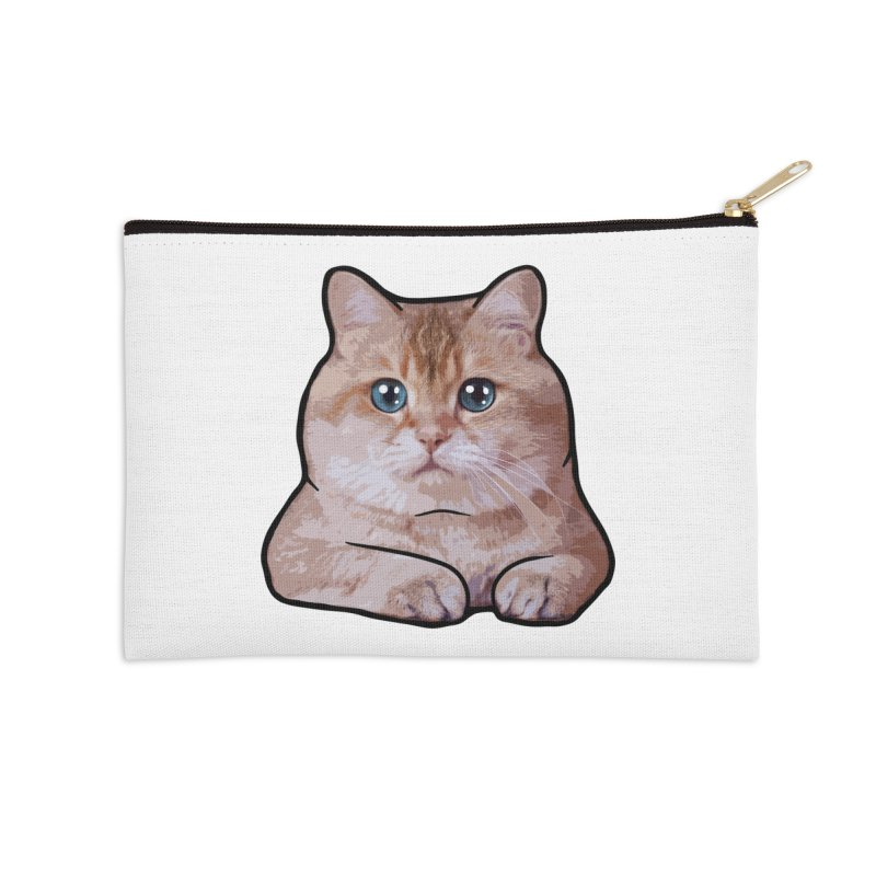 Hosico Cat Accessories Zip Pouch by Hosico's Shop
