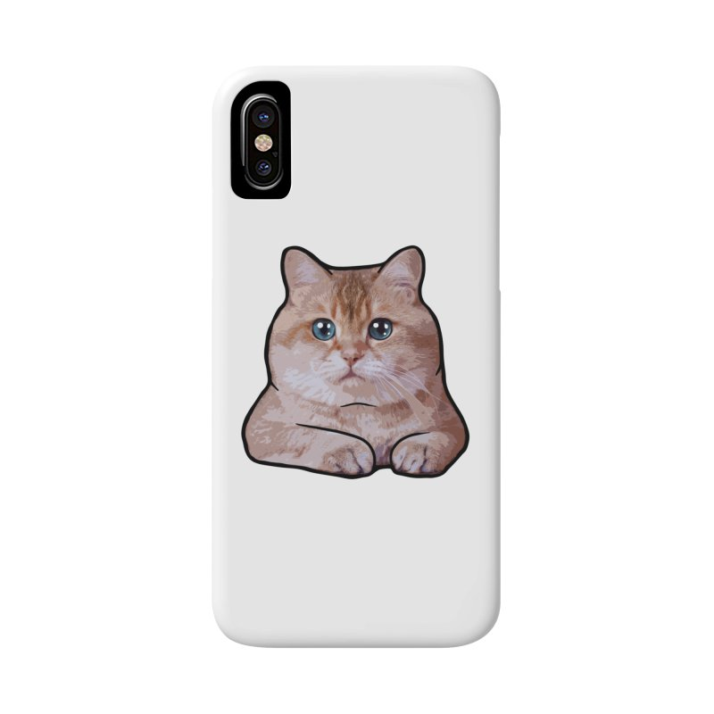 Hosico Cat Accessories Phone Case by Hosico's Shop