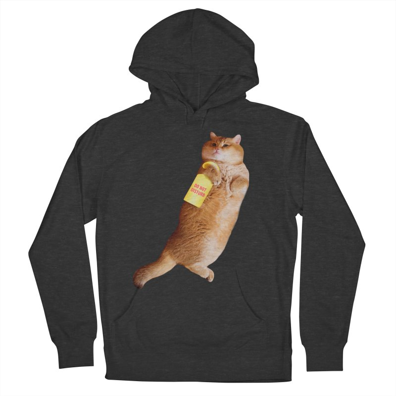 Do not disturb Men's Pullover Hoody by Hosico's Shop