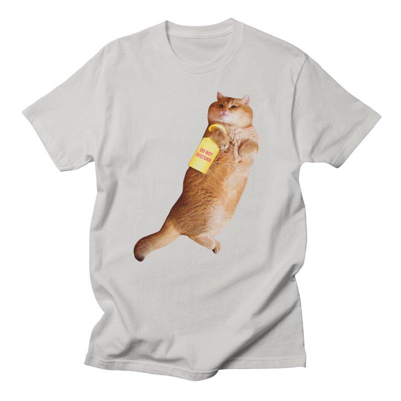 Do not disturb Men's T-Shirt by Hosico's Shop