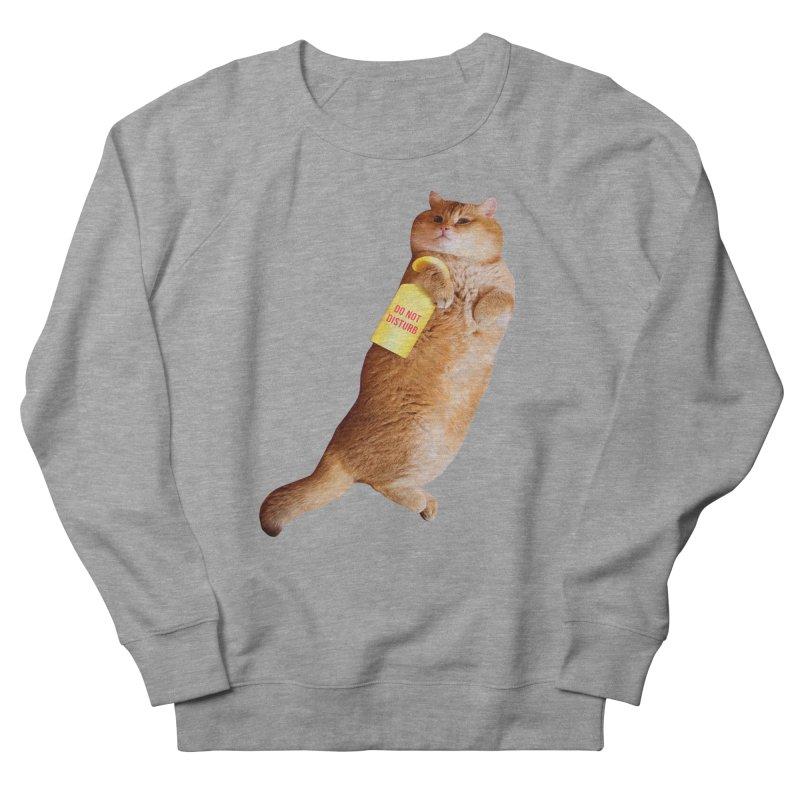 Do not disturb Men's Sweatshirt by Hosico's Shop