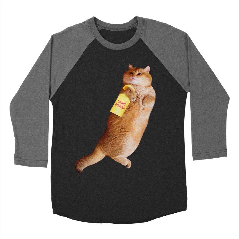 Do not disturb Men's Baseball Triblend T-Shirt by Hosico's Shop