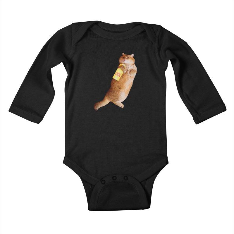 Do not disturb Kids Baby Longsleeve Bodysuit by Hosico's Shop