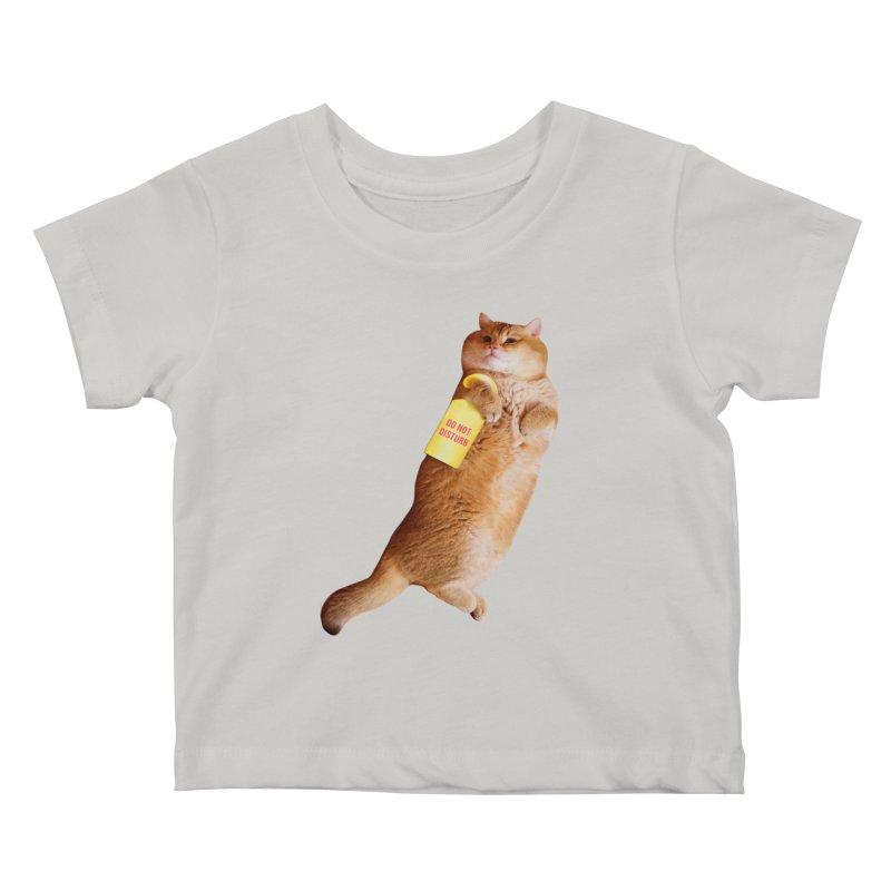 Do not disturb Kids Baby T-Shirt by Hosico's Shop