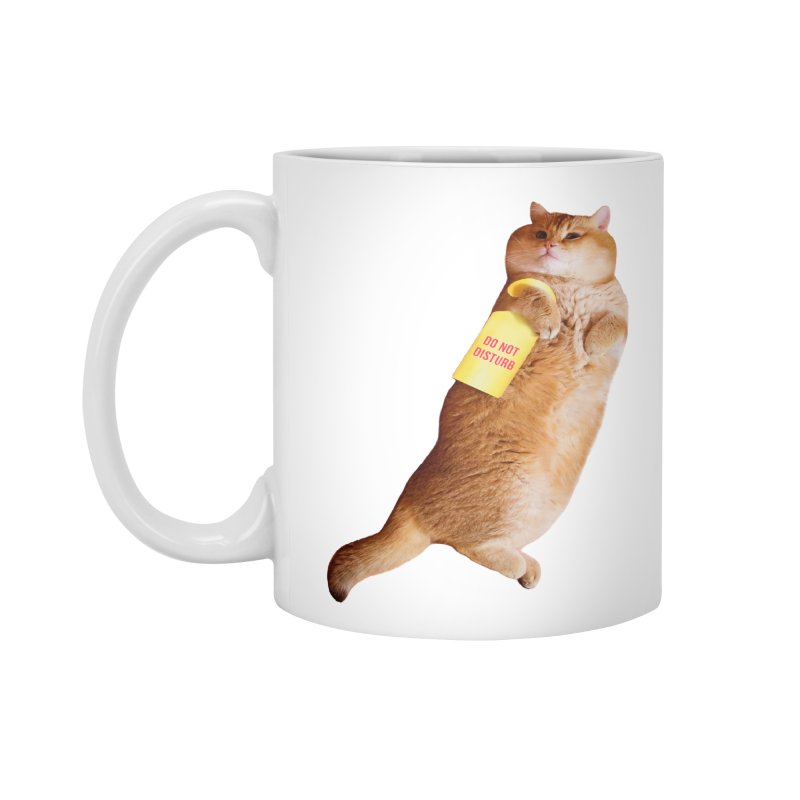 Do not disturb Accessories Mug by Hosico's Shop