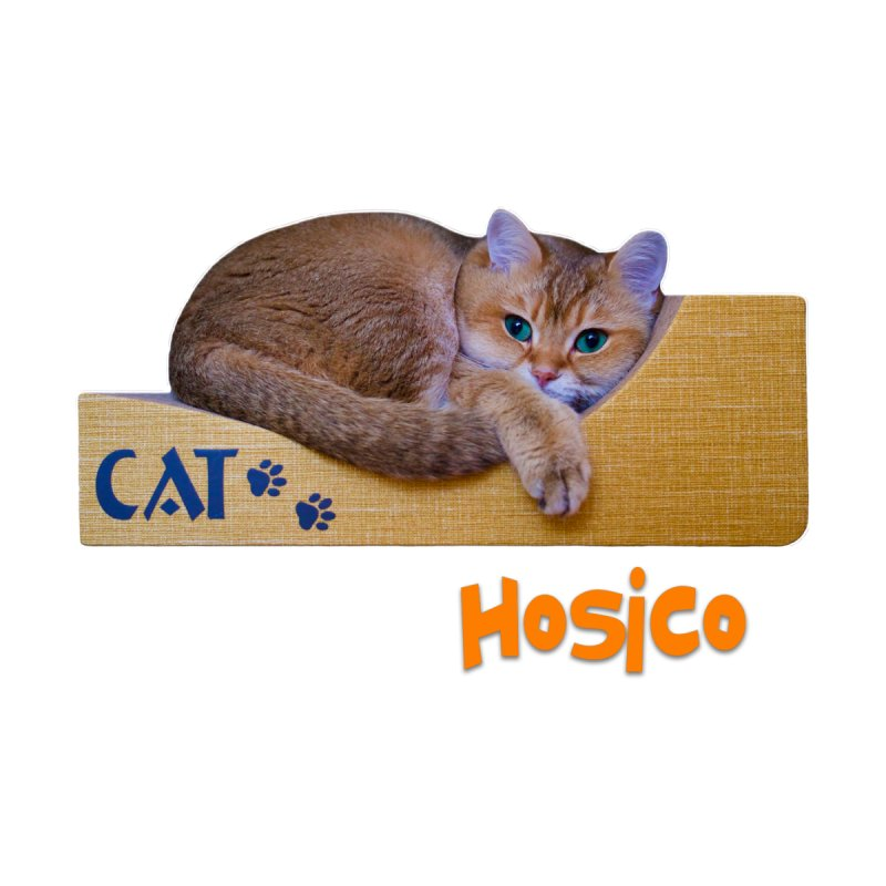 Here I Am - Hosico by Hosico's Shop