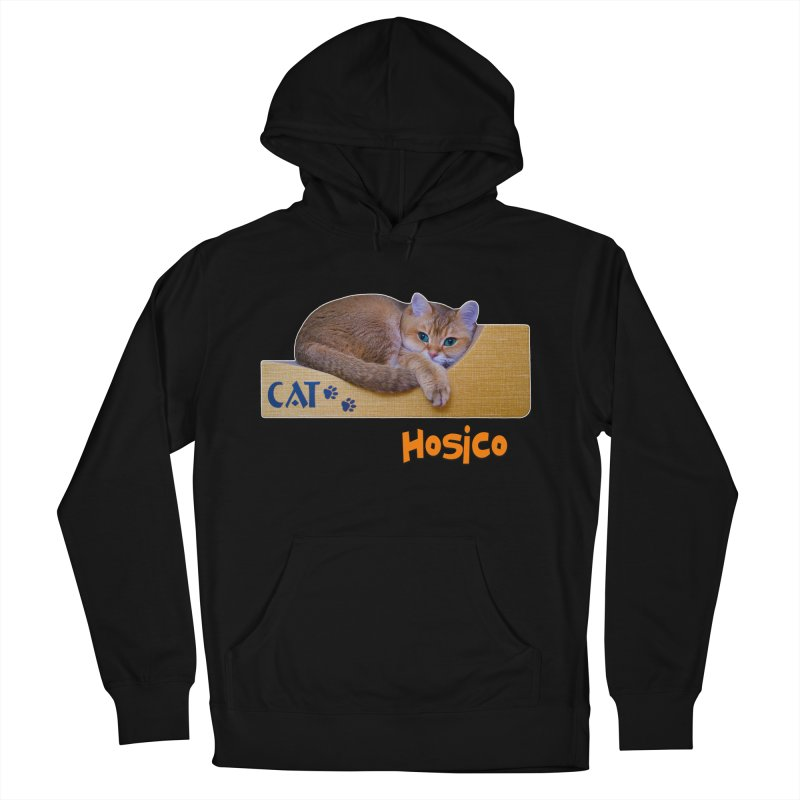 Here I Am - Hosico Women's Pullover Hoody by Hosico's Shop
