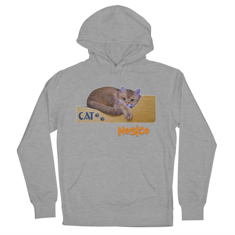 Here I Am - Hosico Men's Pullover Hoody by Hosico's Shop