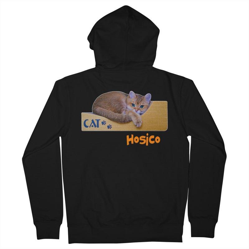 Here I Am - Hosico Women's Zip-Up Hoody by Hosico's Shop