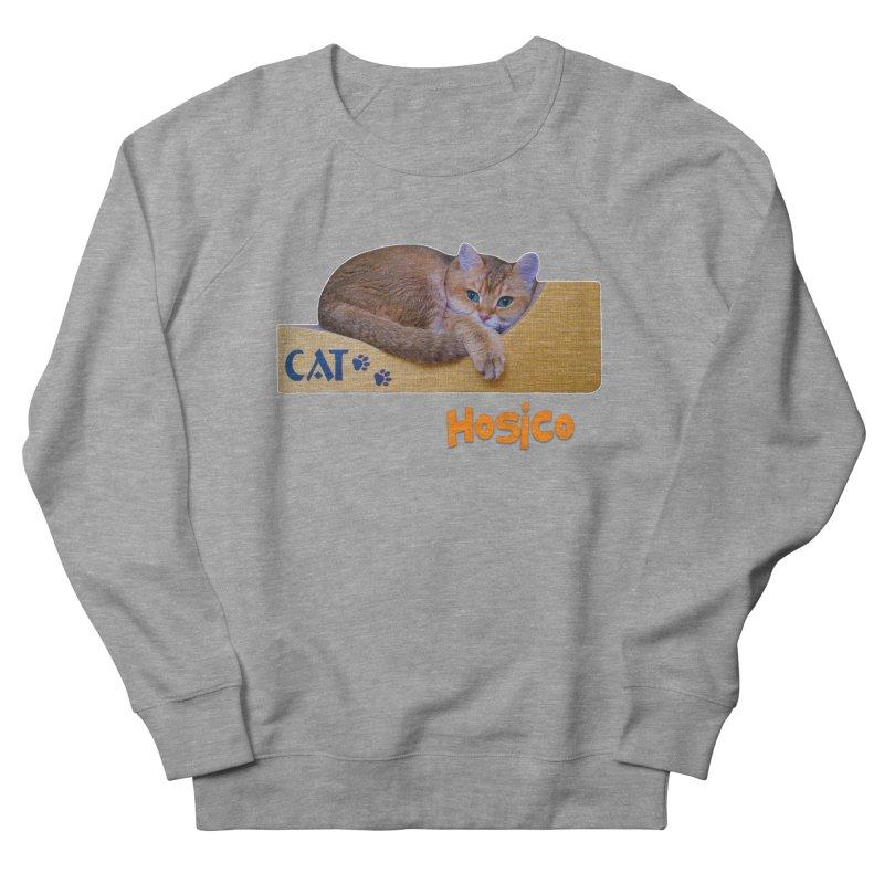 Here I Am - Hosico Men's Sweatshirt by Hosico's Shop