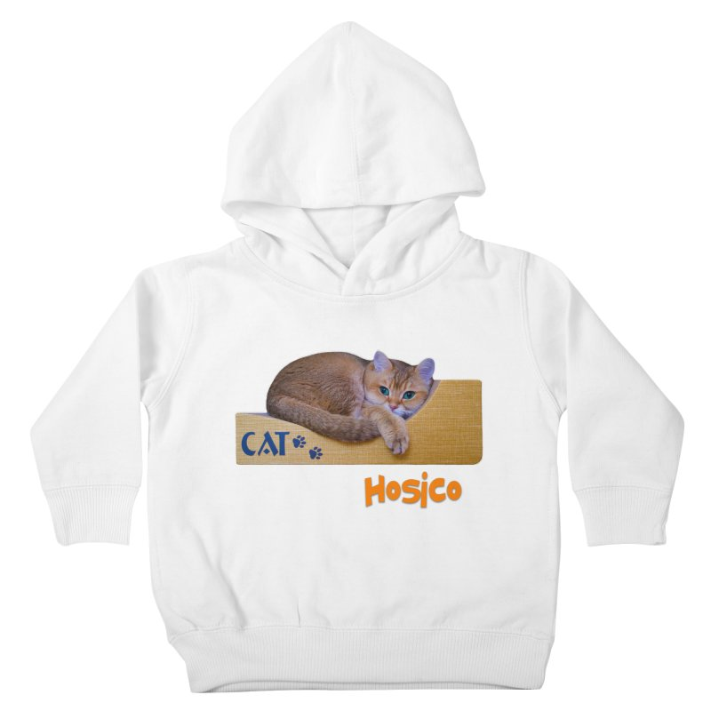 Here I Am - Hosico Kids Toddler Pullover Hoody by Hosico's Shop