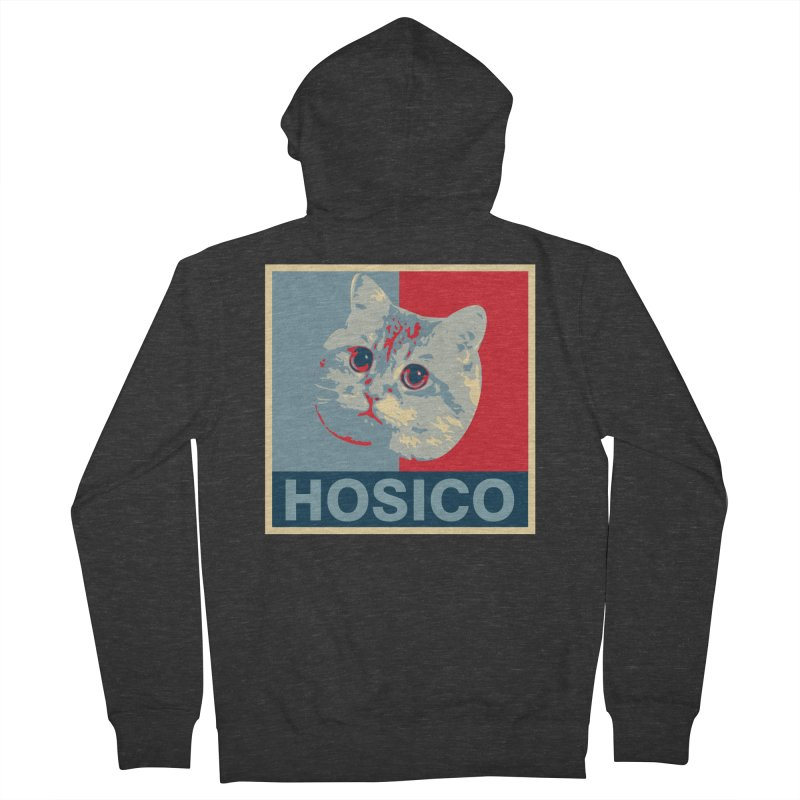 HOSICO Men's French Terry Zip-Up Hoody by Hosico's Shop