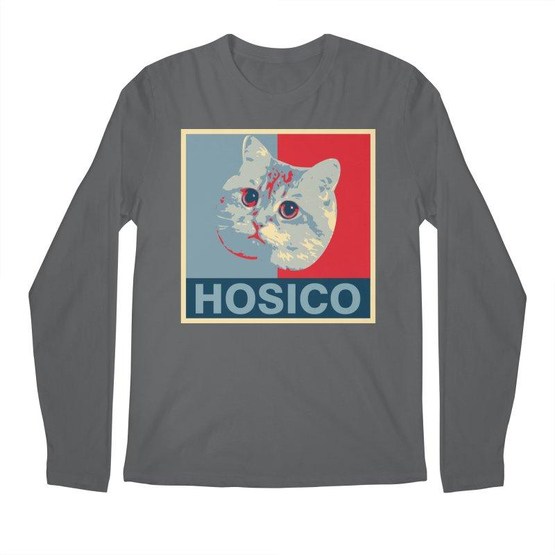 HOSICO Men's Regular Longsleeve T-Shirt by Hosico's Shop