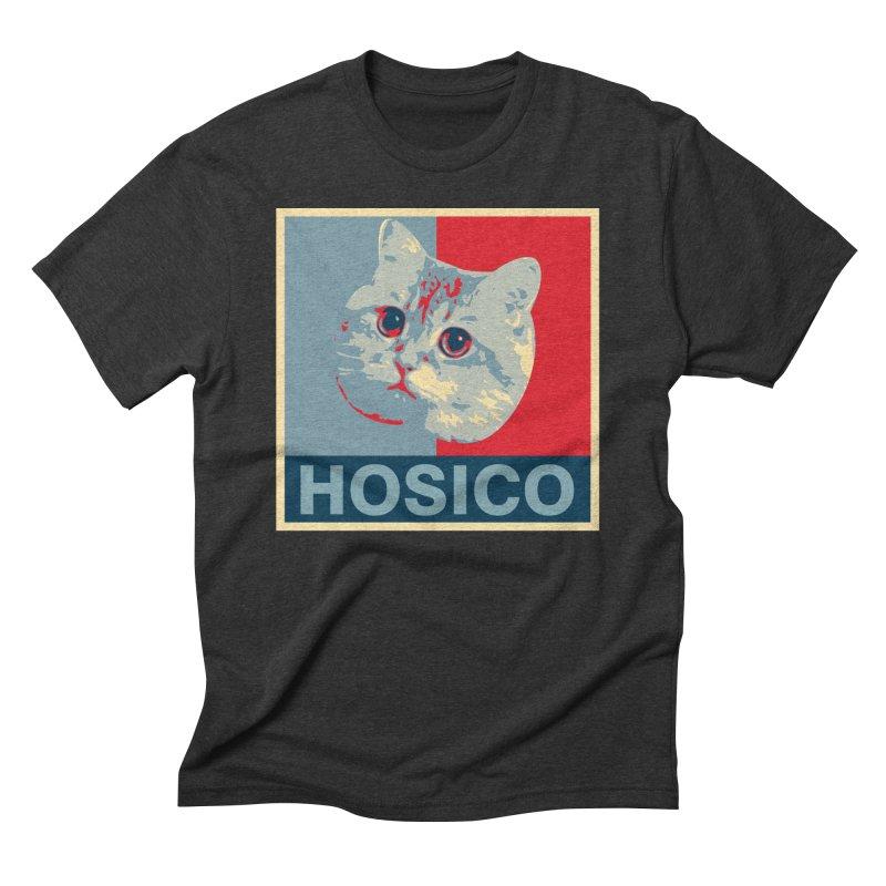 HOSICO Men's Triblend T-Shirt by Hosico's Shop