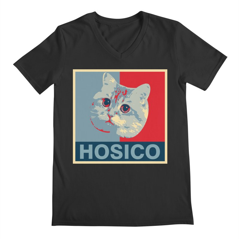 HOSICO Men's Regular V-Neck by Hosico's Shop