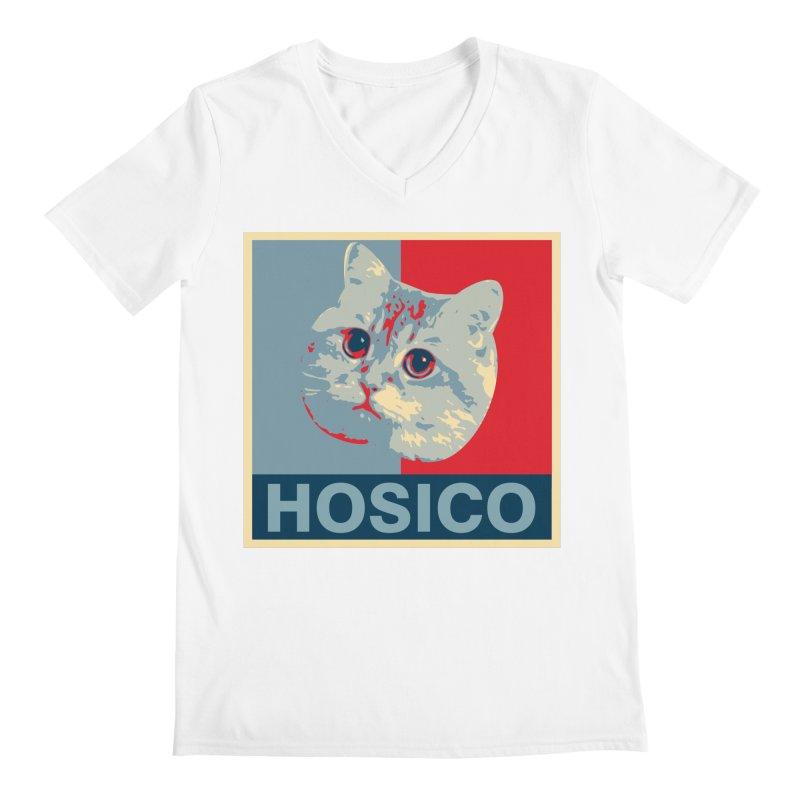 HOSICO Men's Regular V-Neck by Hosico's Shop