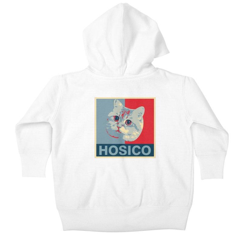 HOSICO Kids Baby Zip-Up Hoody by Hosico's Shop