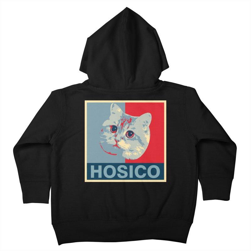 HOSICO Kids Toddler Zip-Up Hoody by Hosico's Shop