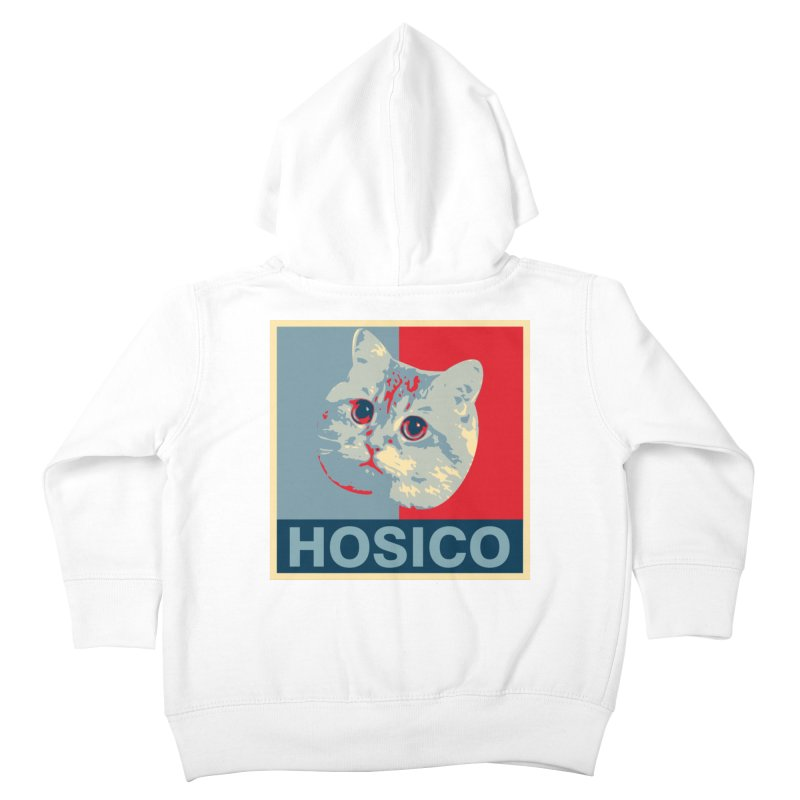 HOSICO Kids Toddler Zip-Up Hoody by Hosico's Shop