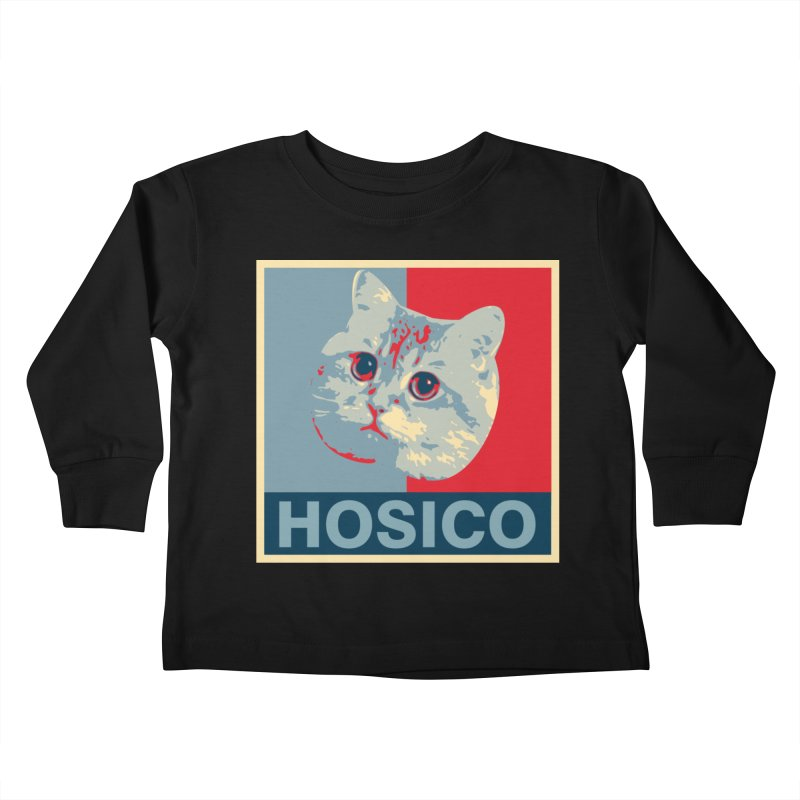 HOSICO Kids Toddler Longsleeve T-Shirt by Hosico's Shop
