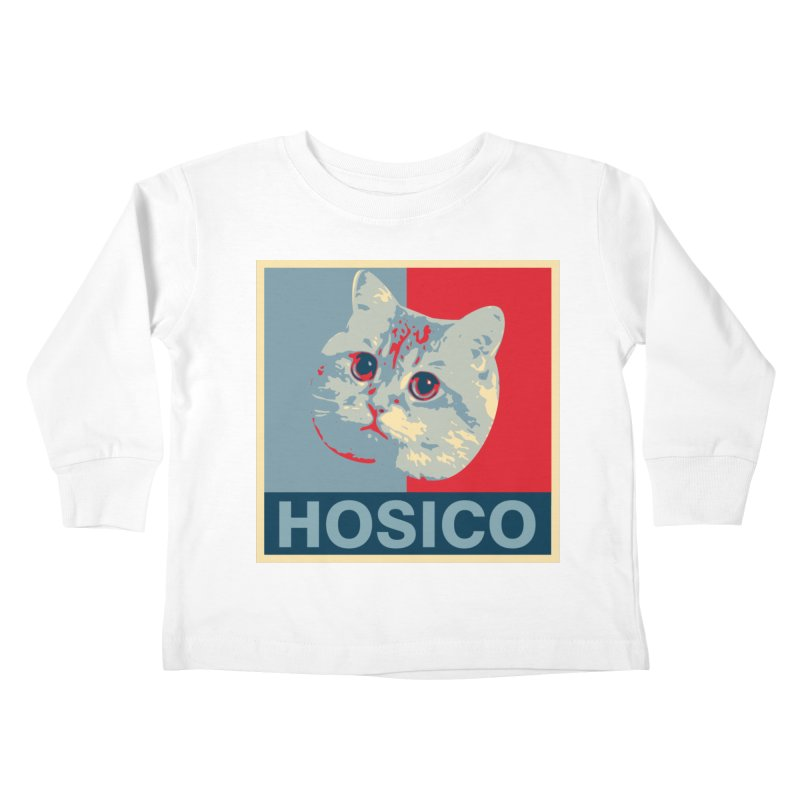 HOSICO Kids Toddler Longsleeve T-Shirt by Hosico's Shop