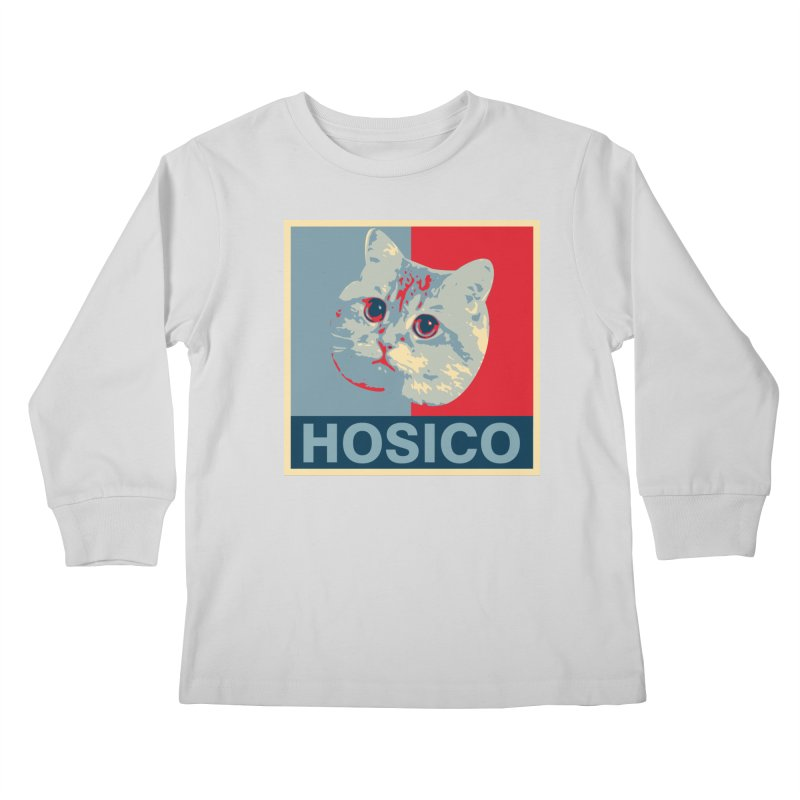 HOSICO Kids Longsleeve T-Shirt by Hosico's Shop
