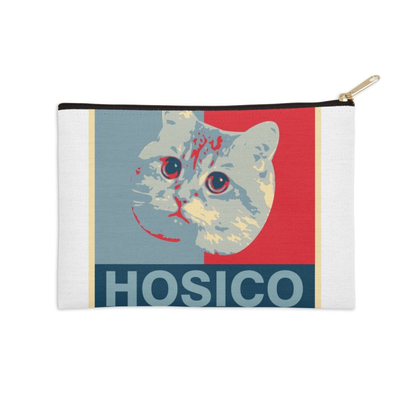 HOSICO Accessories Zip Pouch by Hosico's Shop