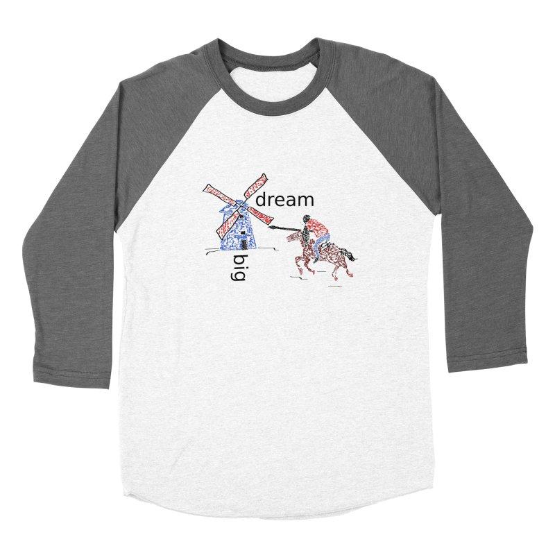 Don Quixote Women's Longsleeve T-Shirt by hotday's Artist Shop