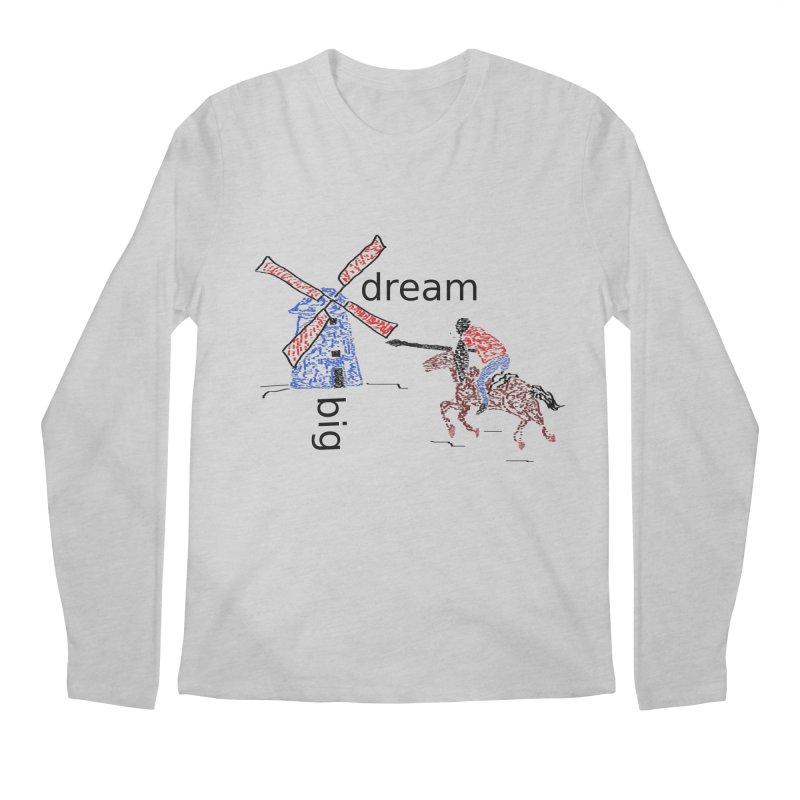 Don Quixote Men's Regular Longsleeve T-Shirt by hotday's Artist Shop