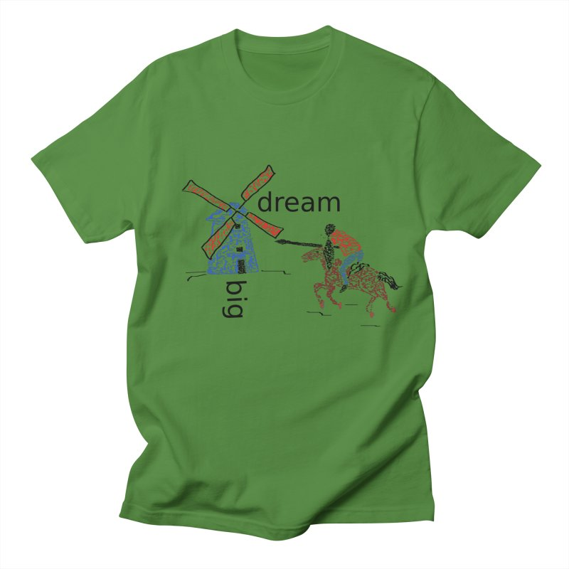 Don Quixote Women's Regular Unisex T-Shirt by hotday's Artist Shop