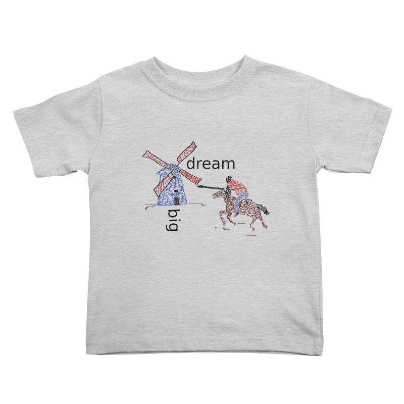 Don Quixote Kids  by hotday's Artist Shop