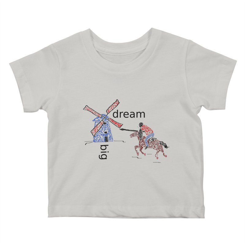 Don Quixote Kids  by hotday's Artist Shop