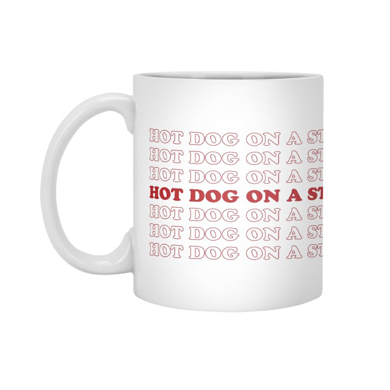 Hot Dog on a Stick Accessories Mug by Hot Dog On A Stick's Artist Shop