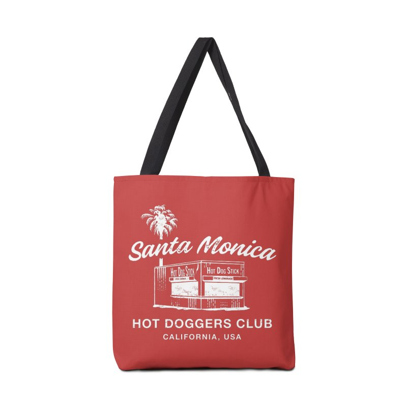 Santa Monica Accessories Bag by Hot Dog On A Stick's Artist Shop