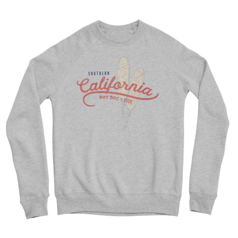 Southern California Women's Sweatshirt by Hot Dog On A Stick's Artist Shop