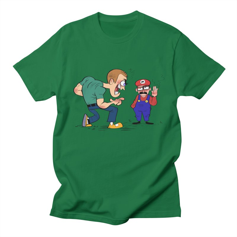 The GameTuber Men's T-Shirt by HOTFUSION'S SHOP